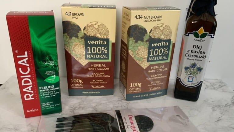 Radical, Venita, Black cumin oil | Hair news