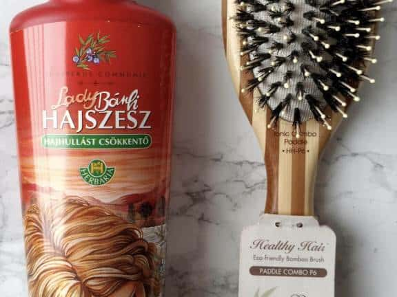 Banfi, a lotion for hair loss and fast hair growth