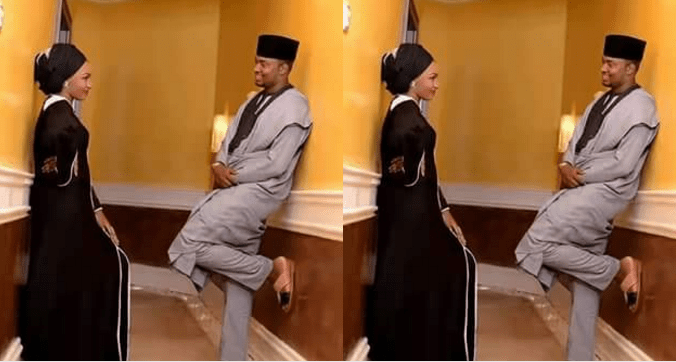 Image result for zahra buhari pre-wedding photos