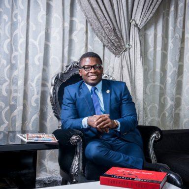 Sijibomi Ogundele, Nigeria's Youngest Billionaire