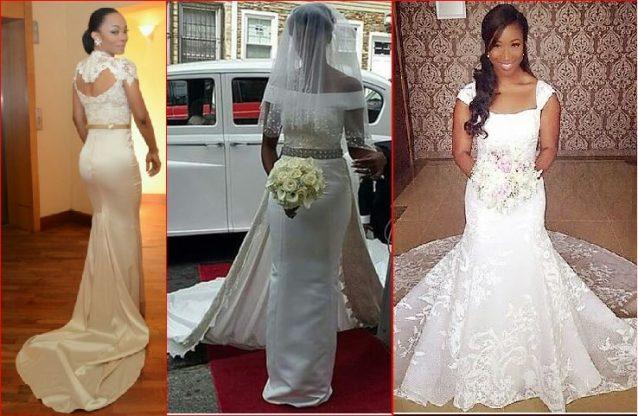 Stunning Wedding Gowns In Nigeria 2017-2019