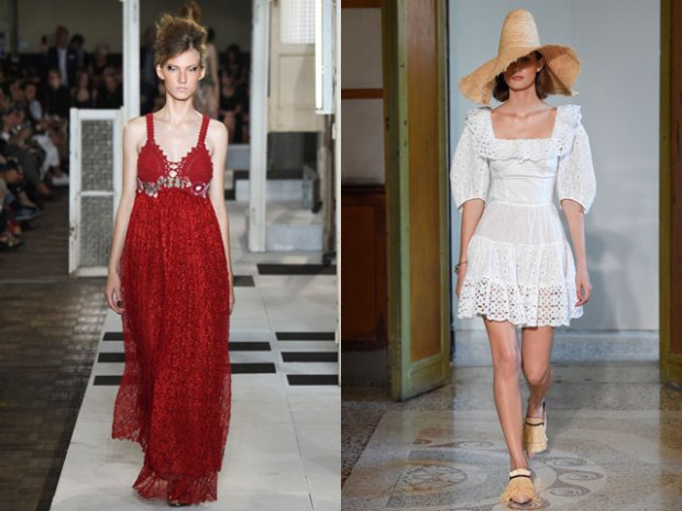 What dresses to wear in summer 2018