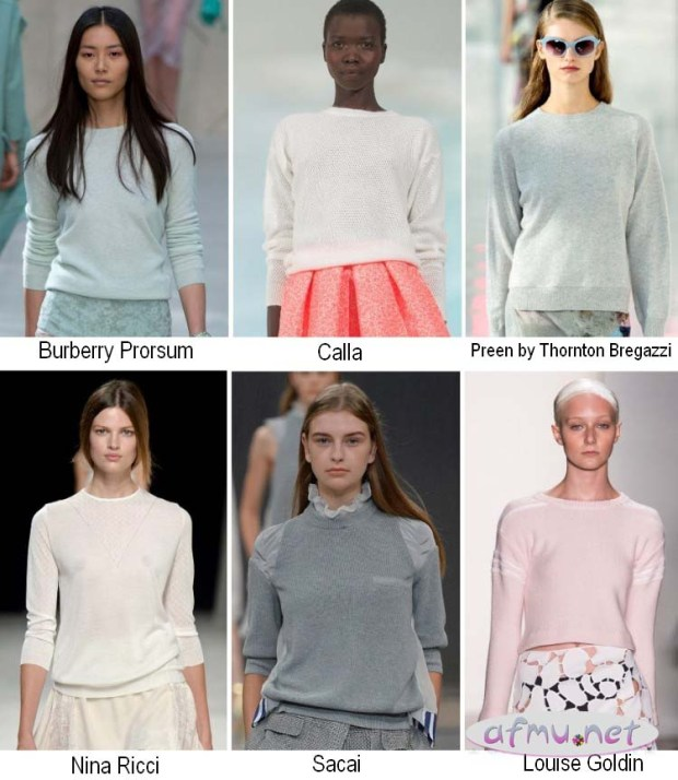 Sweaters Spring