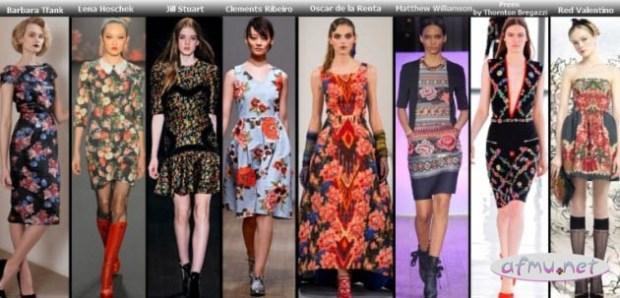 Floral Dresses8