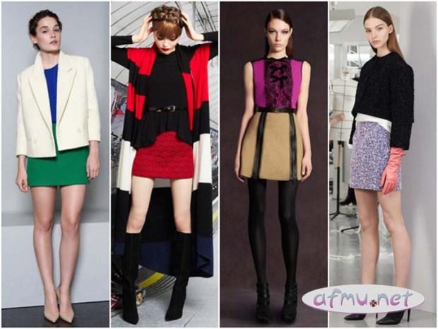 Skirts fashionable