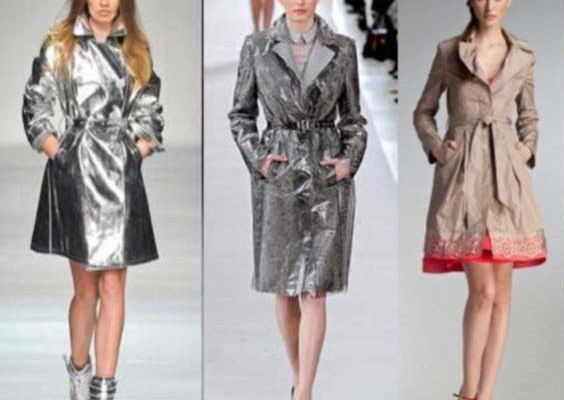 Spring 2015 trenchcoats collection