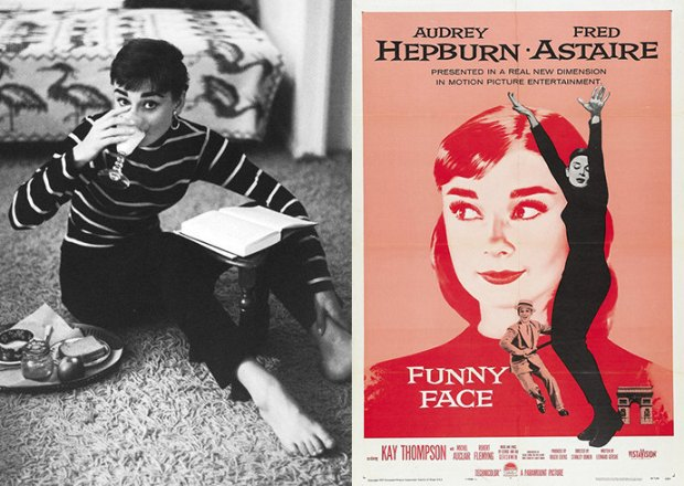 Audrey Hepburn outfits tips