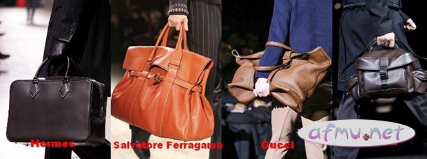 Trendy men's bags