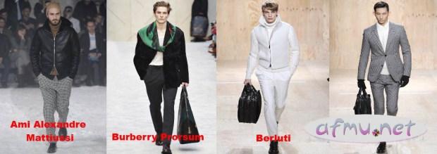 Fashionable men's pants
