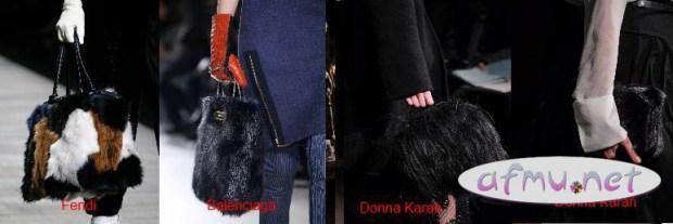 Fur fashionable