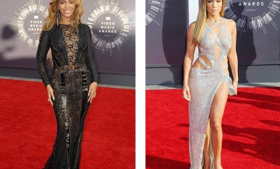 Fashionable looks VMA 2014