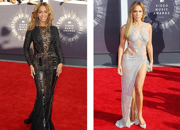 Beyonce; Jennifer Lopez
