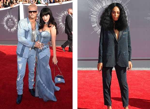 Katy Perry; Solange Knowles