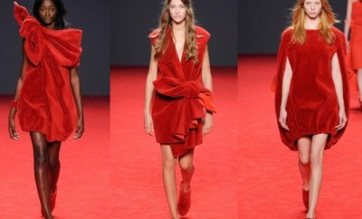Viktor&Rolf red dresses
