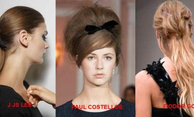 Hairstyles LFW