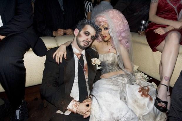 Christina Aguilera; Jordan Bratman