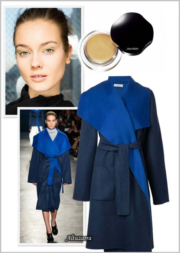 Rich and beautiful color cobalt Spring 2016