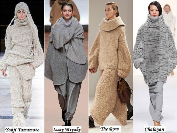 XXL size outfits Winter 2016