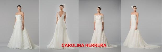 CAROLINA HERRERA Wedding dress Summer 2016