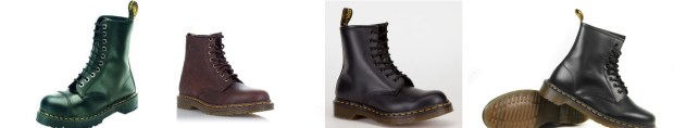 Dr Martens boots Winter trends 2016