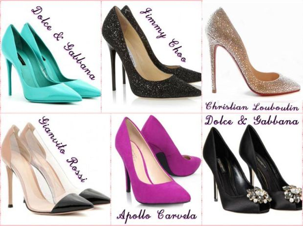 Spring 2016 Stiletto heel