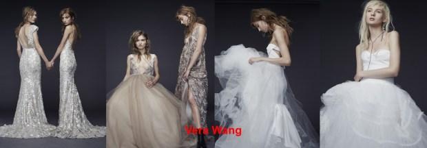Vera Wang Wedding dresses Spring 2016