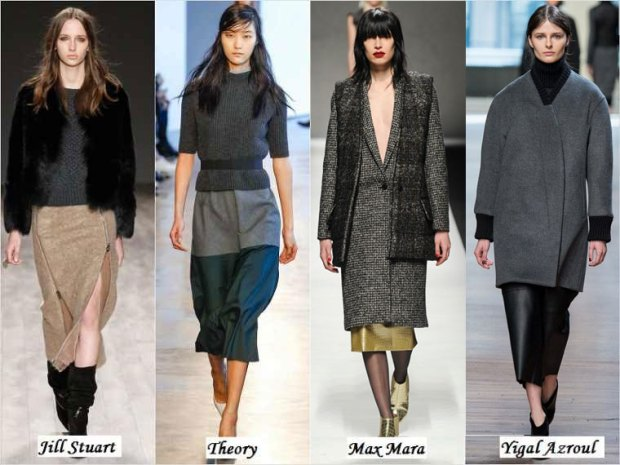 Popular midi length Winter 2016