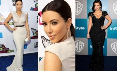 Kim Kardashian Best dresses