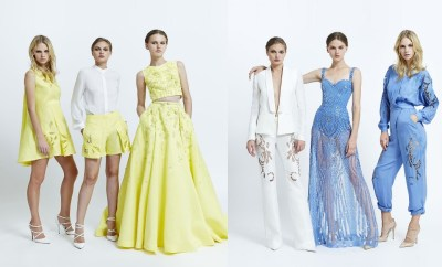 Zuhair Murad LookBook collection Spring-Summer 2015