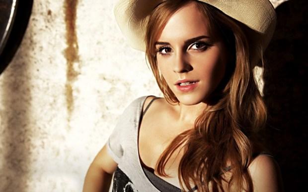 Celebrity Emma Watson hairstyle