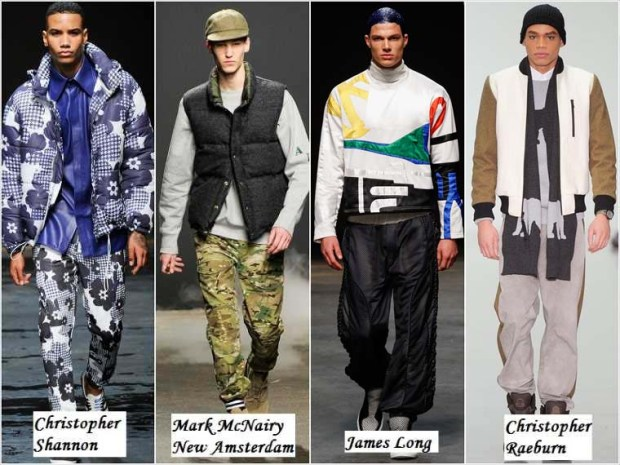 Sport casual outfits for men Winter 2016
