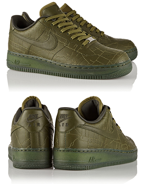 New Leather sneakers Air Force 1 London by Nike