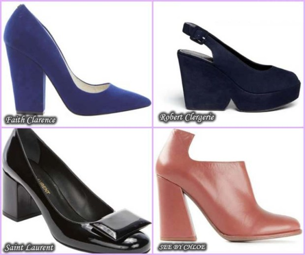 Shoes with comfortable heel 2016