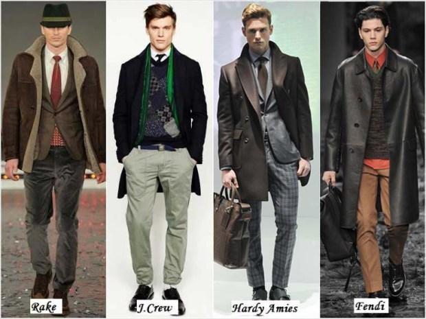 Casual style men Winter 2016
