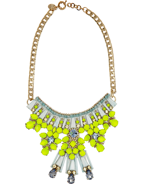 Matthew Williamson necklace for New Year 2016