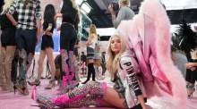Victoria's Secret show in London