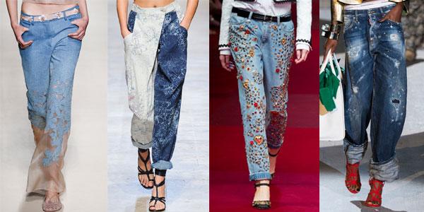 Women's jeans Spring-Summer 2016