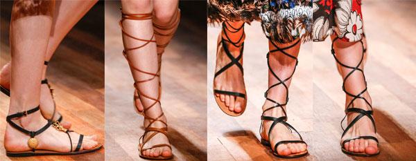 Summer gladiator sandals 2016