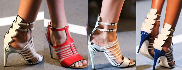 Women's closed toe