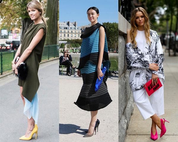 Street Style footwear
