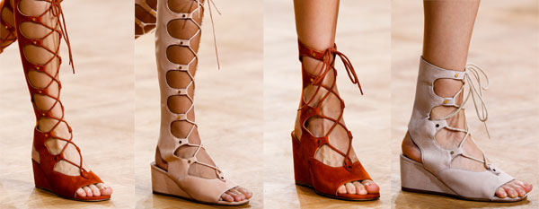 Fashion gladiator sandals for women