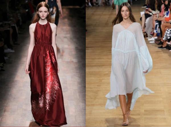 maxi and long dresses