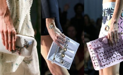 Spring-Summer 2015 clutches