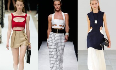 Women's trendy tops and t-shirts Spring-Summer 2015
