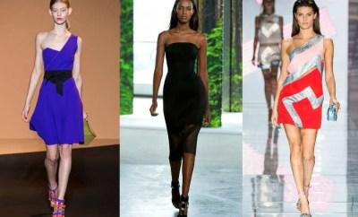 Fashionable evening cocktal dresses Spring-Summer 2015