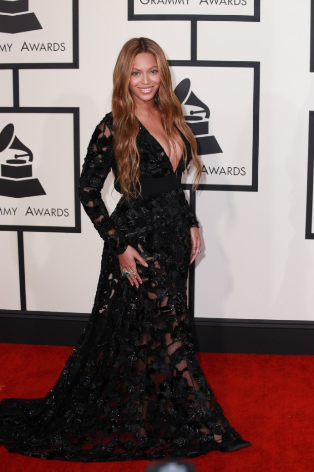 Beyonce Red Carpet Photo