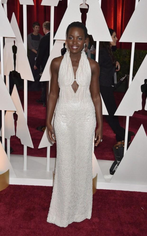 Lupita Nyong'o Oscar 2016