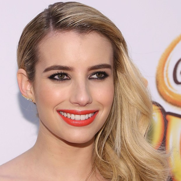 Beauty secrets of Emma Roberts