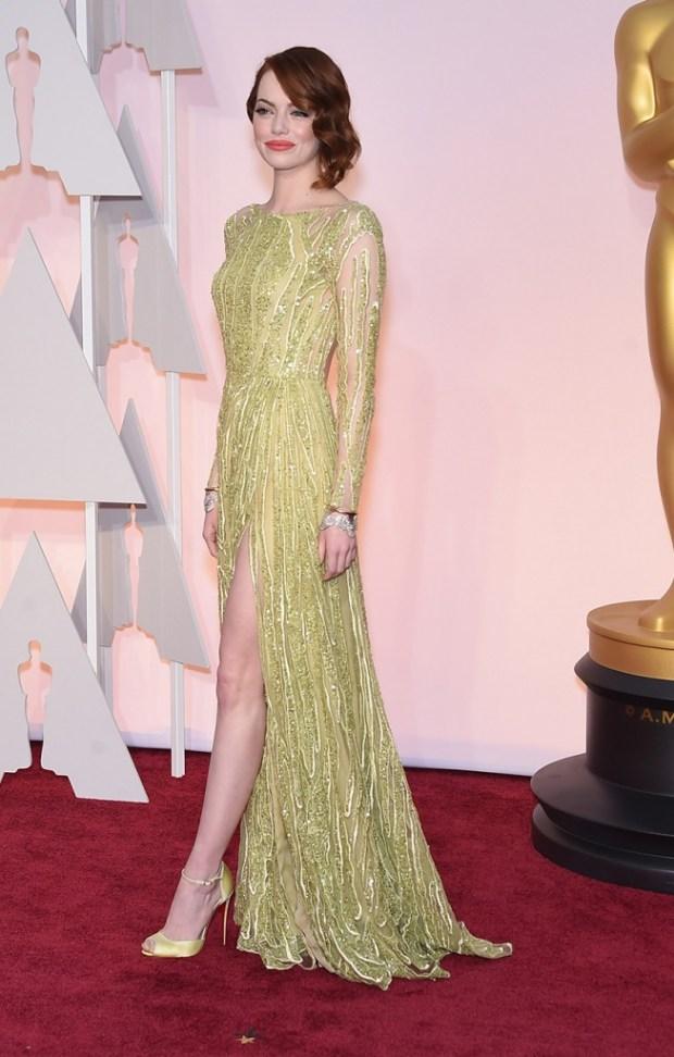 Emma Stone Oscar 2016
