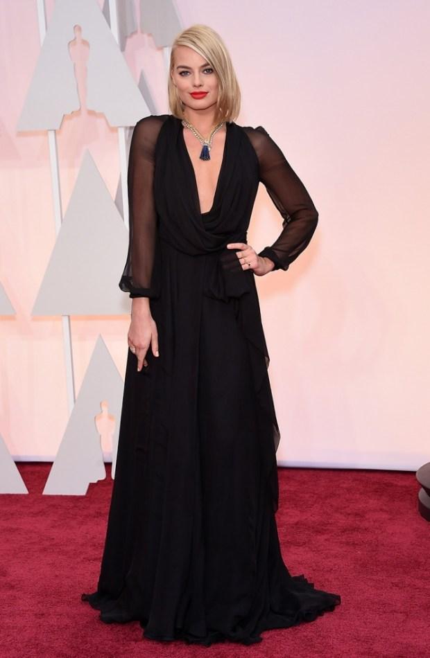 Margot Robbie Oscar 2016